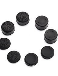 cheap -game controller kits for ps4 / xbox 360 / sony ps3   new design game controller kits silicone 8 pcs unit