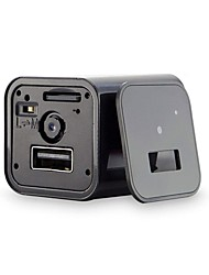 Недорогие -Pel_055j Mini HD 1080p проводной / беспроводной Wi-Fi разъем для чтения карт памяти камеры 1 мегапиксельная 3,6 мм премьер-объектив IP-камера Крытый удаленного доступа IP65