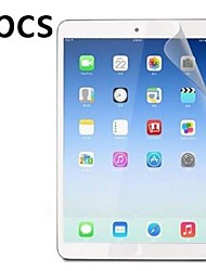 cheap -Apple Screen Protector iPad 4/3/2 /iPad Air / iPad Air 2 / iPad Air (2018) / iPad New Air (2019) / iPad Pro 9.7 / iPad Pro 11 / iPad mini 1/2/3/4/5 High Definition (HD) Front Screen Protector 3 pc PET