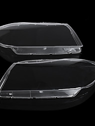 Недорогие -Фара автомобильная фара линза прозрачная крышка левая / правая для BMW 3 серии E90 2006-2012