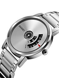 Недорогие -SKMEI®1260 Мужчина женщина Смарт Часы Android iOS WIFI Водонепроницаемый Спорт Длительное время ожидания Smart С двумя часовыми поясами