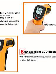 Недорогие -цифровой инфракрасный термометр gm300e бесконтактный жк-ИК лазерный тестер температуры пистолет