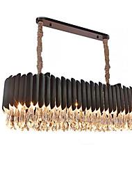 cheap -14 Bulbs QIHengZhaoMing 30 cm Chandelier Metal Brass Traditional / Classic 110-120V / 220-240V