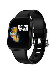 cheap -X16 Men Smart Bracelet Smartwatch Android iOS Bluetooth Waterproof Touch Screen Heart Rate Monitor Blood Pressure Measurement Sports Stopwatch Pedometer Call Reminder Activity Tracker Sleep Tracker