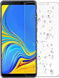cheap -Samsung GalaxyScreen ProtectorGalaxy A9(2018) High Definition (HD) Front Screen Protector 1 pc Tempered Glass