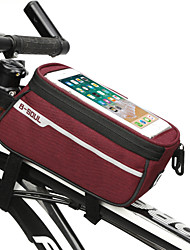 cheap -Cell Phone Bag 6.2 inch Cycling for iPhone 8/7/6S/6 iPhone 8 Plus / 7 Plus / 6S Plus / 6 Plus iPhone X Black Red Dark Gray Bike / Cycling