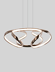 cheap -CONTRACTED LED® Sputnik / Novelty Chandelier Ambient Light Painted Finishes Aluminum Creative, LED, New Design 110-120V / 220-240V Warm White / Cold White