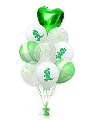 Недорогие -День Святого Патрика Гордость Зеленый шар Украшение ирландского паба