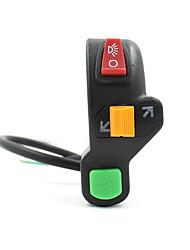 Недорогие -3 в 1 комбинированный выключатель поворота рупора модификации переключателя для электрического мотоцикла