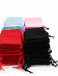 cheap -Jewelry Bags - As Per Picture 7 cm 5 cm 0.2 cm / 50pcs