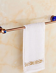 cheap -Towel Bar Creative / Multifunction Contemporary Brass 1pc Wall Mounted