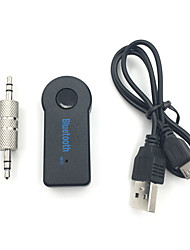 cheap -Wireless Bluetooth Receiver Transmitter Adapter 3.5mm Jack For Music Audio Aux A2dp