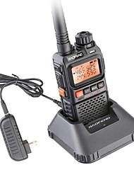 cheap -BAOFENG UV-3R Handheld Waterproof 3KM-5KM 3KM-5KM Walkie Talkie Two Way Radio