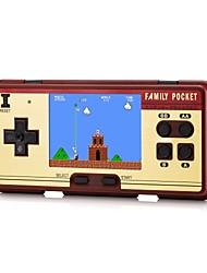 Недорогие -портативная игровая приставка для детей, взрослых портативные игровые приставки, встроенные в 638 игр, 3 дюйма, 1 заряд USB, ретро-аркада, видеоигры, подарок на день рождения для детей