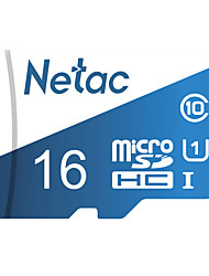 cheap -Netac TF Card 16GB Micro SD Card SDXC  C10 Mini Memory Card 16GB SDHC Class 10 For Smartphone