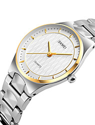 cheap -SKMEI®1282 Men Women Smartwatch Android iOS WIFI Waterproof Sports Long Standby Smart Dual Time Zones