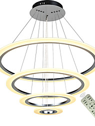 cheap -Pendant Lights Modern LED Chandeliers Light LED Pendant Lamp Acrylic Hanging Lamps Suspension Lighting for Indoor home   110-120V / 220-240V