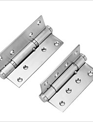 cheap -5 inch damping buffer stainless steel invisible door hinge hydraulic buffer automatic closing door with closed door positioning spring hinge