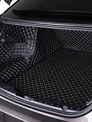cheap -Automotive Trunk Mat Car Interior Mats For universal All years General Motors Leather