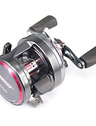 cheap -Fishing Reel Baitcasting Reel 4.7:1 Gear Ratio+8 Ball Bearings Right-handed / Left-handed Sea Fishing / Spinning / Trolling & Boat Fishing