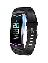 abordables -lv08 bracelet intelligent bluetooth fitness tracker support informer / mesure de la pression artérielle sports montre intelligente pour téléphones samsung / iphone / android