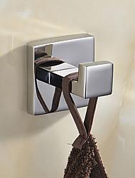cheap -Robe Hook Premium Design / Creative Contemporary / Fun & Whimsical Metal 2pcs - Bathroom Wall Mounted