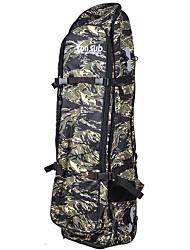 cheap -YON SUB 100 L Waterproof Backpack Floating Roll Top Sack Keeps Gear Dry for Swimming Diving Surfing