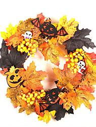cheap -Holiday Decorations Holidays & Greeting Decorative Objects Decorative Orange 1pc