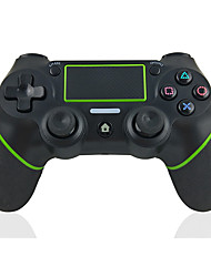 cheap -Bluetooth wireless PS4 controller gamepad joystick vibrator charging games handle