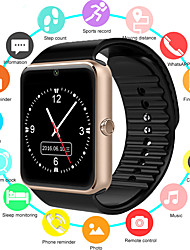 cheap -BS08 Smart Watch BT Fitness Tracker Support Notify/SIM-card/ Heart Rate Monitor Sports Smartwatch Compatible Samsung/ Android/ Iphone