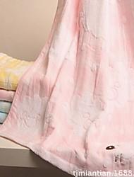 Недорогие -Высшее качество Банное полотенце, 3D-печати Чистый хлопок Ванная комната 1 pcs