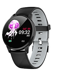 cheap -S16 Leather strap Men Smart Bracelet Smartwatch Android iOS Bluetooth Waterproof Touch Screen Heart Rate Monitor Blood Pressure Measurement Sports Stopwatch Pedometer Call Reminder Activity Tracker