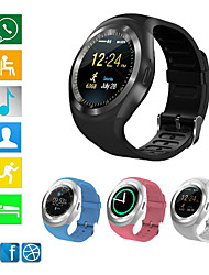 cheap -Y1S Smart Watch BT Fitness Tracker Support Notify/ Heart Rate Monitor Sports Smartwatch Compatible Samsung/ Android/ Iphone