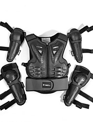 cheap -GHOST RACING Children's Sports Riding Protection Set Sports Knee Guard Armor