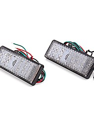 Недорогие -Мотоцикл Лампы Светодиодная лампа Лампа поворотного сигнала / Тормозные огни Назначение Мотоциклы Все года