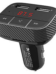 cheap -AD960 Bluetooth 5.0 FM Transmitter / Bluetooth Car Kit Car Handsfree Bluetooth / Radio / MP3 Car