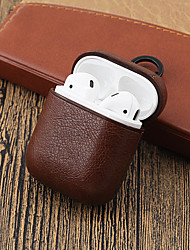 cheap -Case For AirPods Shockproof / Dustproof Headphone Case Soft