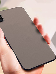 cheap -Case For iPhone XS Max  XS Ultra Thin PP Soft Case On The Max Full Shockproof Cover Matte Protective For iPhone XR 8 Plus 8 7 Plus 7 6 Plus 6