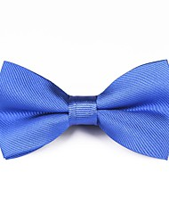cheap -Men's Party / Work / Basic Bow Tie - Solid Colored / Print / Jacquard