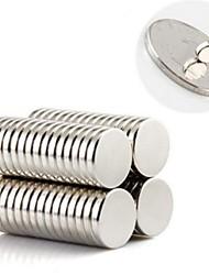 Недорогие -150 pcs Магнитные игрушки Сильные магниты из редкоземельных металлов Магнитный Магнитная наклейка мини Игрушки Подарок