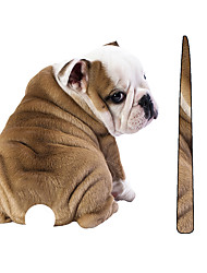 cheap -Funny Wag Tail Shar Pei Dog Decals Car Body Stickers Scratches Decoration Sticker