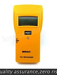 Недорогие -детектор металла ts-79 tibmer детектор древесины tibmer детектор напряжения переменного тока провод в реальном маштабе времени 3-в-1 сканер стены электрический искатель коробки детектор стены
