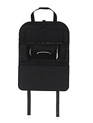 cheap -Car Seat Back Storage Bag Hanger Black Seat Cover Organizer Multifunction Vehicle Storage-楷森