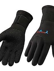 cheap -Diving Gloves Neoprene Full Finger Gloves Warm Wearable Diving