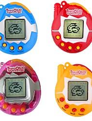 Недорогие -Tamagotchi Электронные домашние животные Игровой Стресс и тревога помощи Веселая с Экран Детские Взрослые Мальчики Девочки Игрушки Подарок