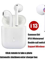 cheap -LITBest i13 Touch-Control TWS True Wireless Earbuds for Air Pods Wireless Bluetooth 5.0 3d Super Bass Earphone