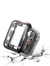 Недорогие -чехол для яблочных часов серии 4/3/2/1 силиконовые модные мягкие чехлы iwatch