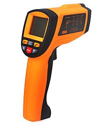 Недорогие -новый gm1850 бесконтактный жк-дисплей ик инфракрасный цифровой термометр пистолет температуры 200 ~ 1850c 80: 1 rs232 интерфейс программного обеспечения cd