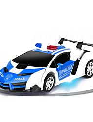 Недорогие -Машинка на радиоуправлении 4 10.2 CM 27MHz На дороге / Автомобиль Нитро 12 km/h Беспроводной / Ультралегкий (UL)