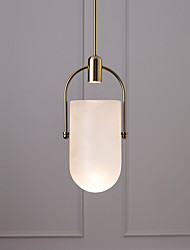 cheap -CONTRACTED LED® Mini / Novelty Pendant Light Ambient Light Electroplated Metal Mini Style, Creative, New Design 110-120V / 220-240V